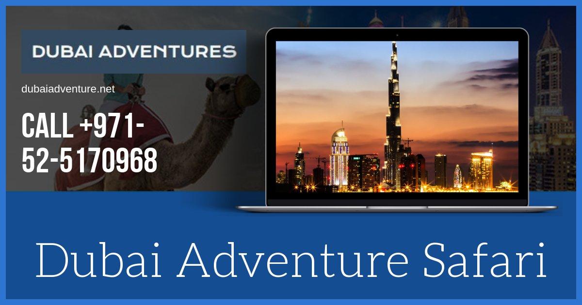Adventures In Dubai