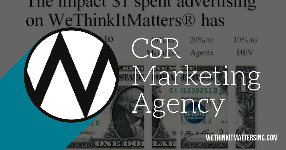 csr marketing services