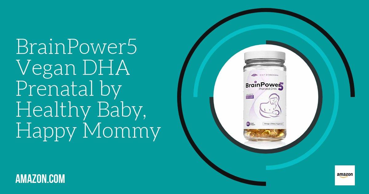 prenatal vitamin plus DHA
