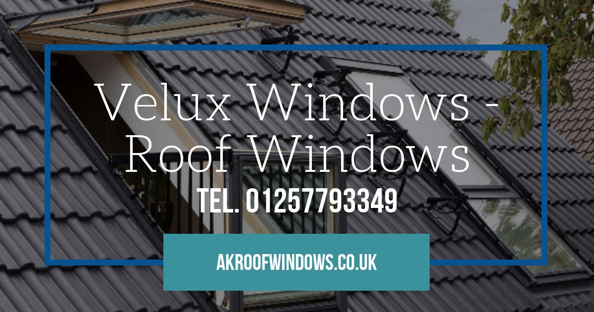 roof windows velux