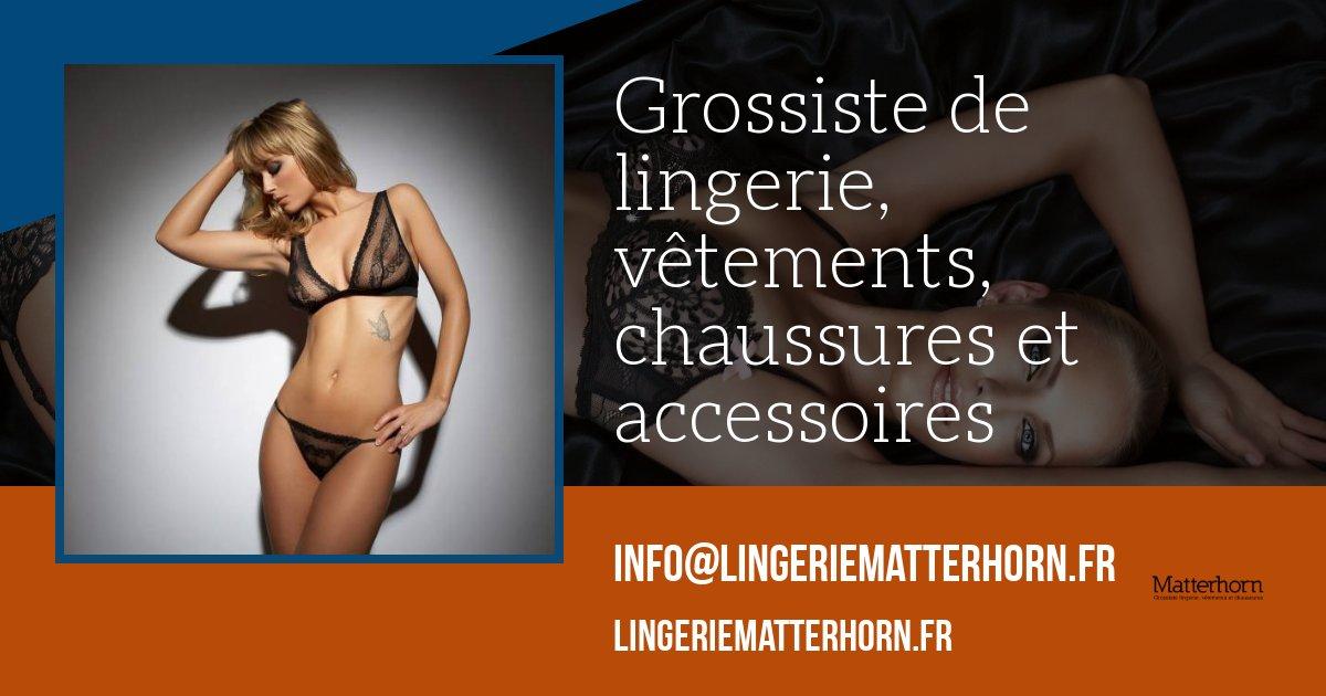 grossiste lingerie