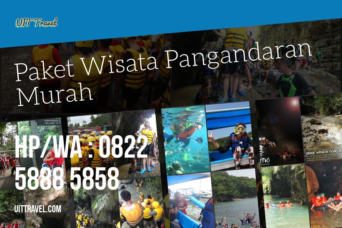 Wisata Di Pangandaran Jawa Barat