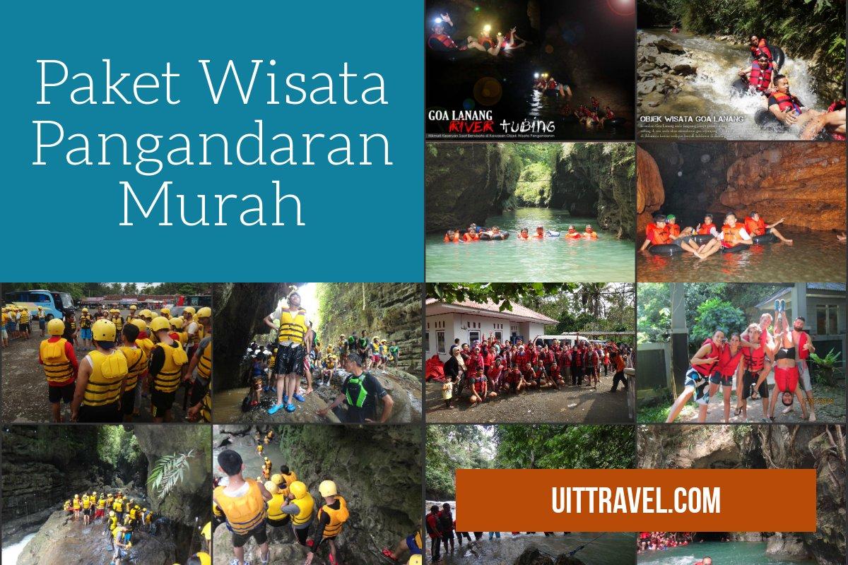 Objek Wisata Pangandaran Jawa Barat