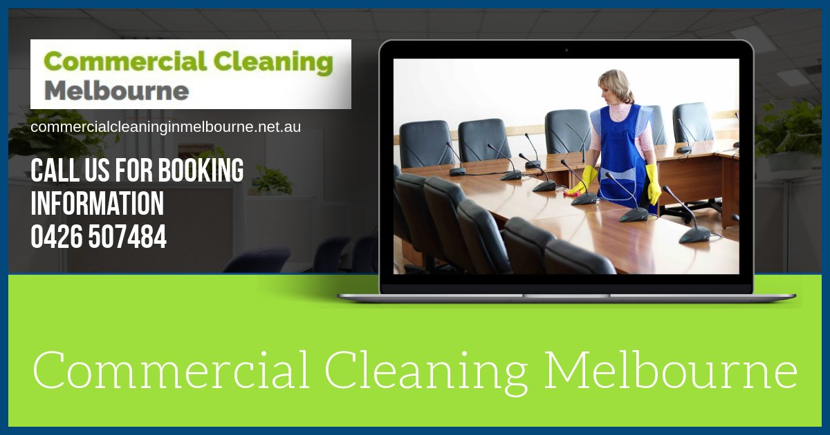 commercial cleaning south melbourne