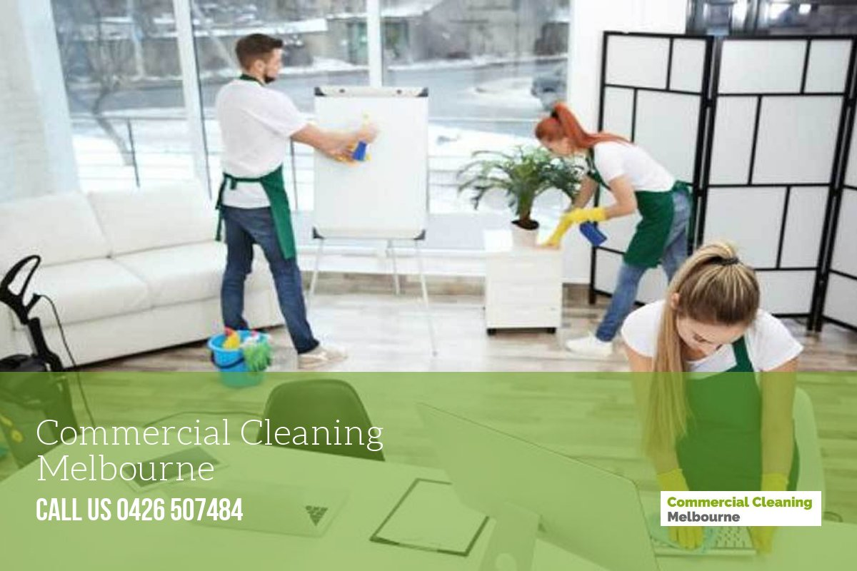 commercial cleaning contractors melbourne