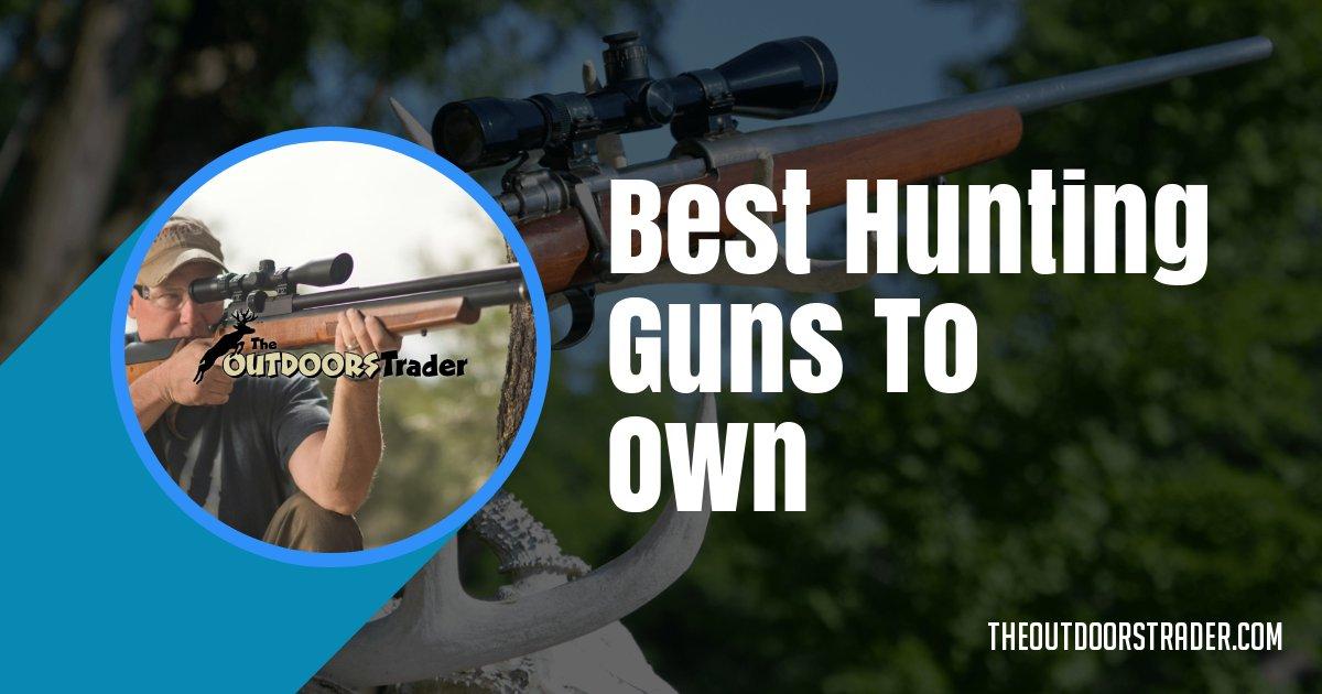 Hunting Rifle No Scope