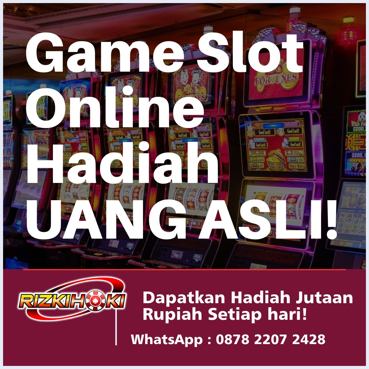 Link Slot Online Indonesia Joker123