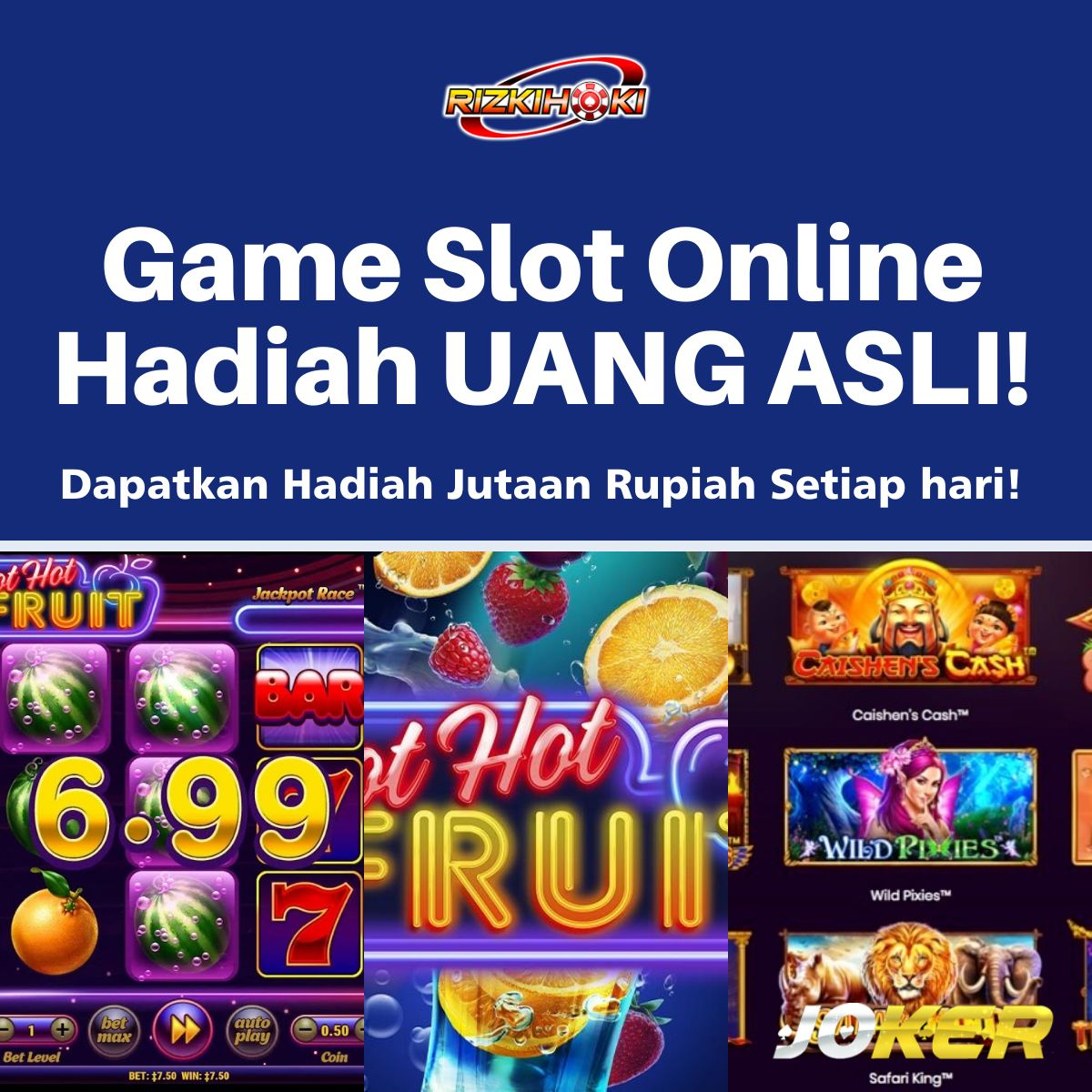 45+ Slot Games Sultan Play Di Kecamatan Sungai Menang