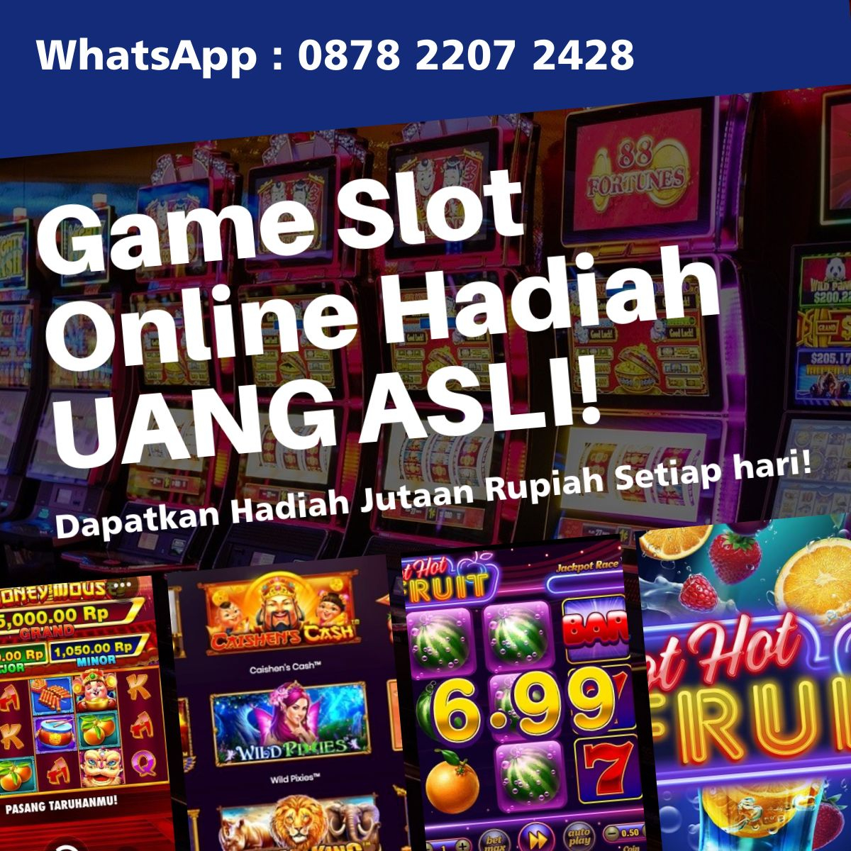 Download Slot Joker123 Di Kabupaten Malinau