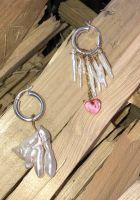 Multi Freshwater Pearls Earrings