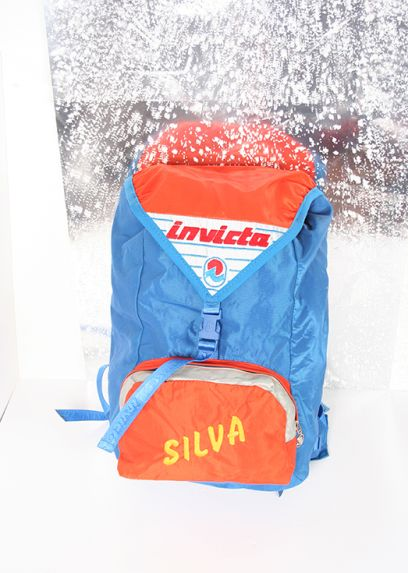 Sac à dos 80's Invicta Silva