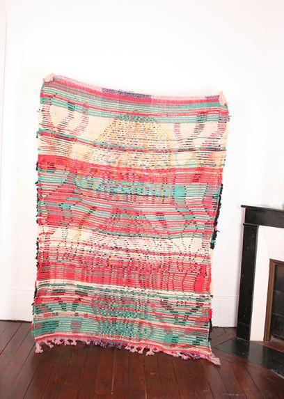 Moroccan Azilal Rug