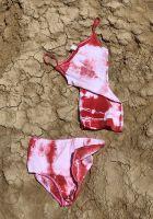 Twin Set Pant + Vest – Tie & Dye Red