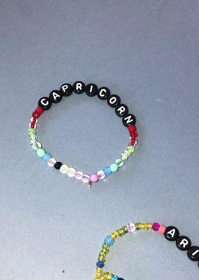 Bracelet Capricorn