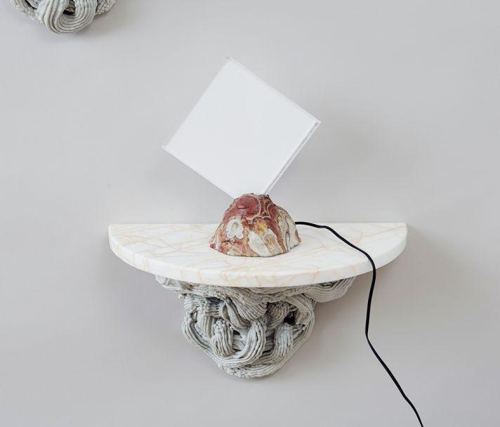 Plastic Baroque Shelf