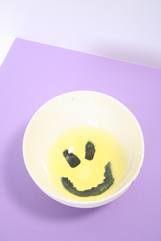 Smileys Basket Bowl M