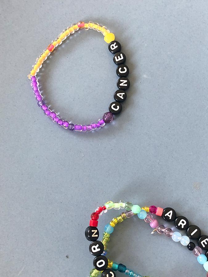 Bracelet Cancer