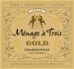 MENAGE A TROIS GOLD CHARD