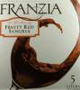 FRANZIA RED SANGRIA 5LTR