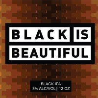 SILVER BRANCH BLACK IS BEAUTIFUL 4/6 CANS - 6 Pack