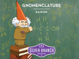 SILVER BRANCH GNOMENCLATURE 4/6 CANS - 6 Pack
