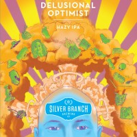 SILVER BRANCH DELUSIONAL OPTIMIST 6/4 16OZ CANS - 4 Pack