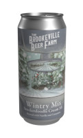 BROOKEVILLE WINTRY MIX 6/4 16OZ CANS - 4 Pack