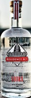 Residence Act Vodka