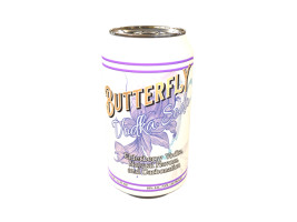 BUTTERFLY VODKA SODA RTD 6/4 CANS - 4 Pack