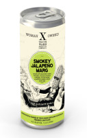 TENTH WARD SMOKEY JALAPENO MARG RTD 6/4 CANS - 4 Pack