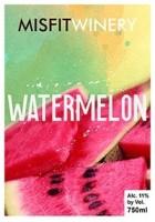 Misfits Wine Company Watermelon White Merlot