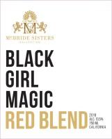 McBride Sisters Black Girl Magic Red Blend Cabernet Sauvignon