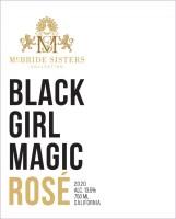 McBride Sisters Black Girl Magic Rose Pinot Noir