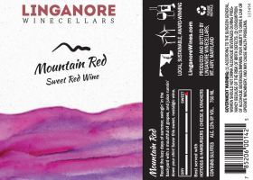 Linganore Winecellars Mountain Red Concord