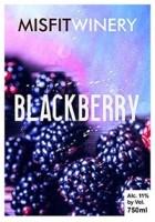 Misfits Wine Company Blackberry Merlot