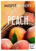 Misfits Wine Company Peach Chardonnay