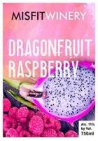 Misfits Wine Company Dragon Fruit Raspberry Shiraz
