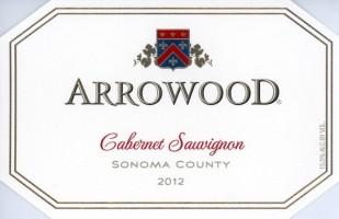 Arrowood Sonoma Estates Cabernet Sauvignon