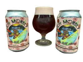 7 LOCKS BITCH MONKEY FRUITED SOUR 4/6 CANS - 6 Pack