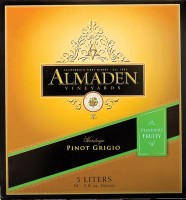 Almaden Heritage Almaden Vineyards Pinot Grigio