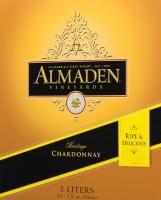 Almaden Heritage Almaden Vineyards Chardonnay