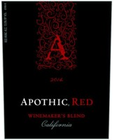 Apothic Red Winemaker's Blend Rare Red Blend