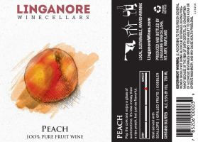 Linganore Winecellars Peach White Blend