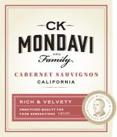 CK Mondavi Wildcreek Canyon Cabernet Sauvignon