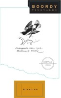 Boordy Vineyards Chesapeake Icon No. 6 Baltimore Oriole Riesling