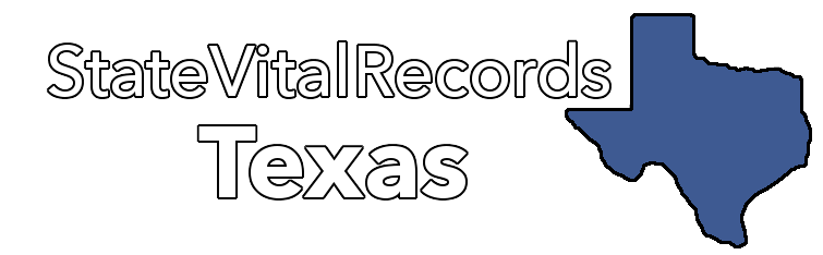 State Vital Records Texas