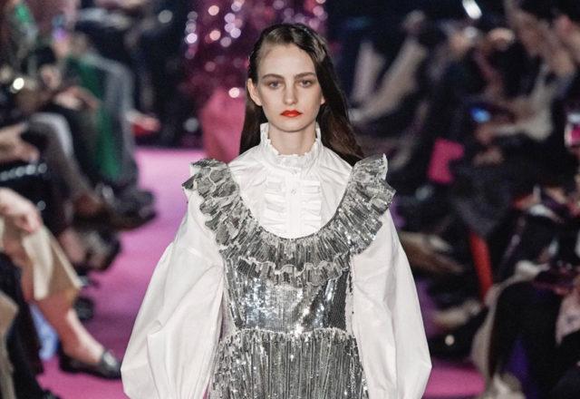 Показ MSGM на Неделе моды в Милане