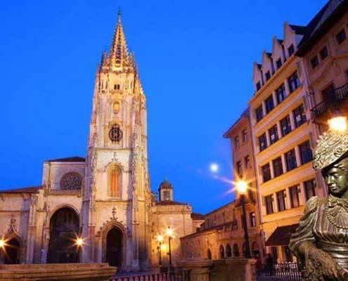 Oviedo Asturias Tourism