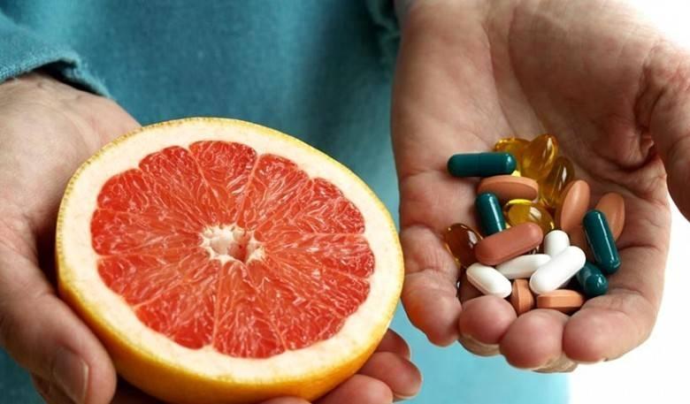 Визначено фрукти, які небезпечно поєднувати з ліками