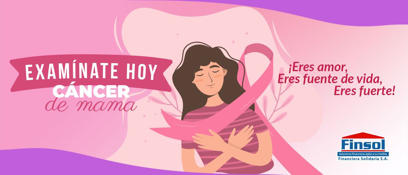 Campaña Cáncer de mama Octubre 2021